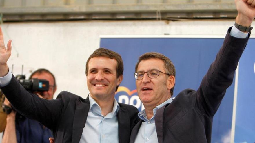 """El PP defiende ir """"unidos"""" con Ciudadanos en Cataluña y País Vasco pero no en Galicia"""