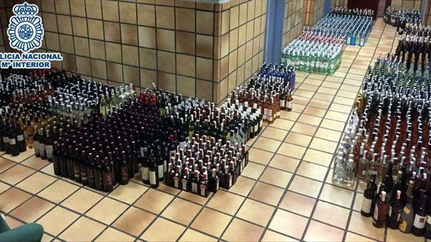 La Fiscalía pide 3 años de cárcel a dos mandos policiales por robar botellas de alcohol en Zaragoza