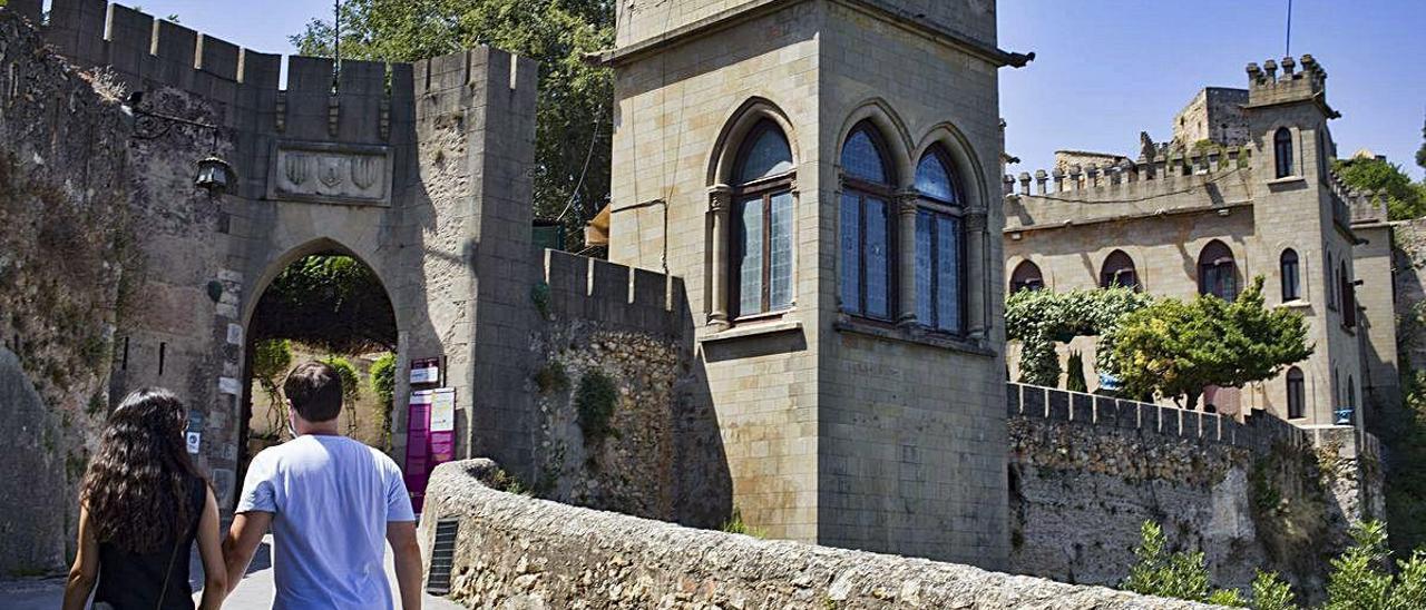El castillo de Xàtiva pierde en julio más de un 70% de visitantes respecto a 2019
