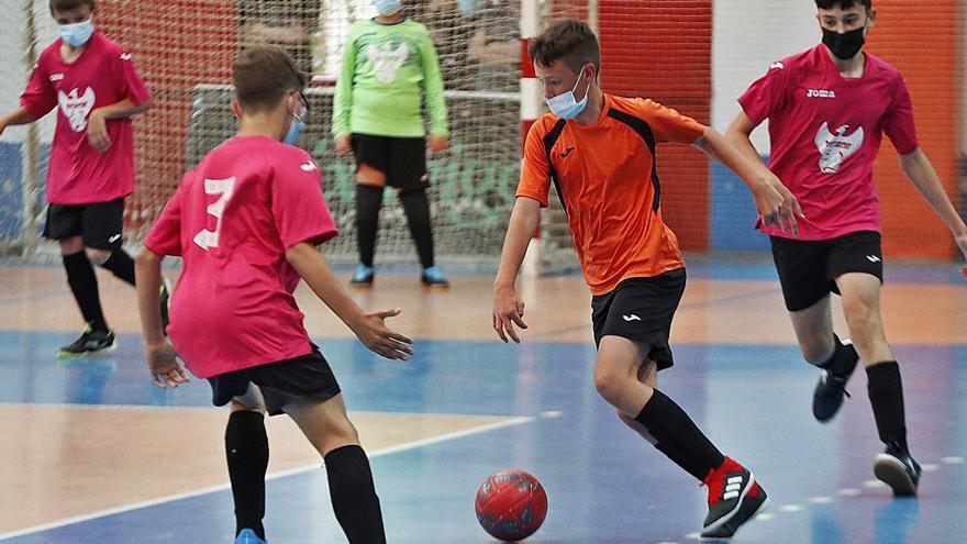 Campito y Vigo 2015 jugarán la final de la categoría sub 14