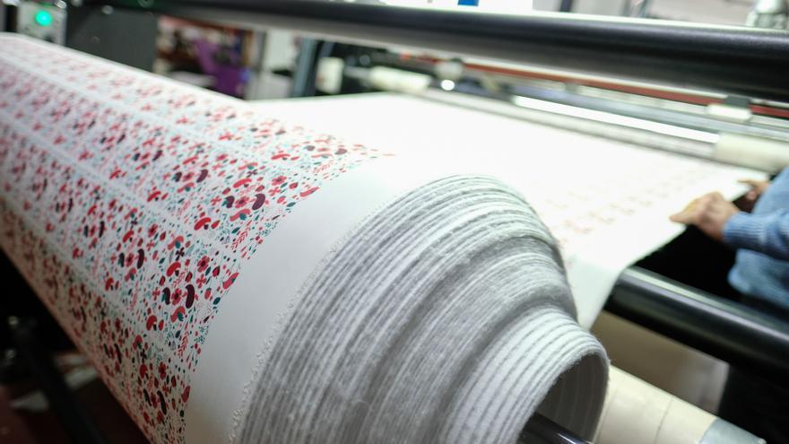 El PP pide al Gobierno que incluya al sector textil en las ayudas por el covid como ha hecho con el calzado