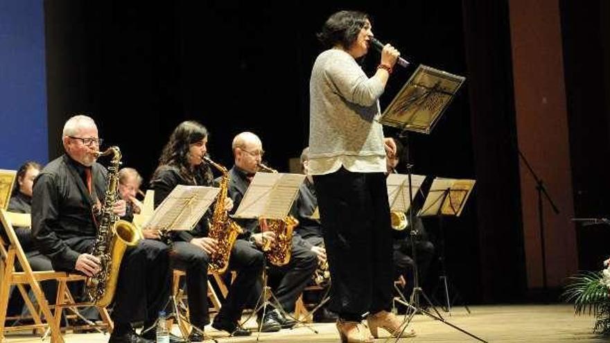 """El Entrego disfrutó de las mejores melodías durante la segunda gala de los """"Encuentros con la música"""""""