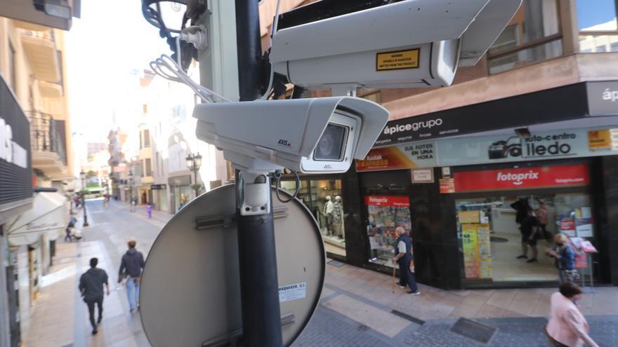 Las cámaras disminuyen en un 20% el paso de vehículos por el centro de Castelló