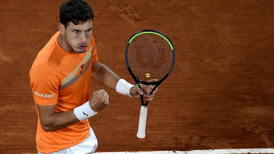 El asturiano Pablo Carreño disputará el ATP Mallorca Championships