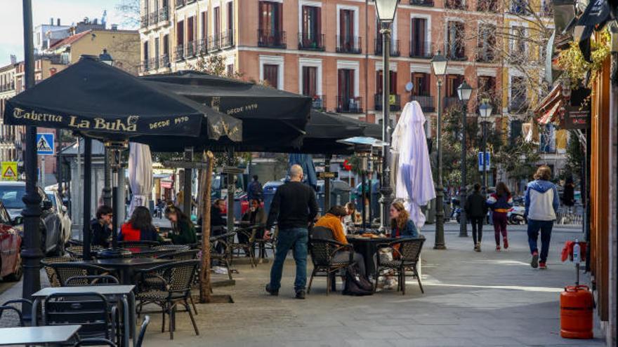 Madrid detecta cepa británica en la mitad de los contagios de algunos centros de salud