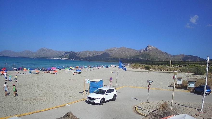 Die Hitze kommt zurück nach Mallorca
