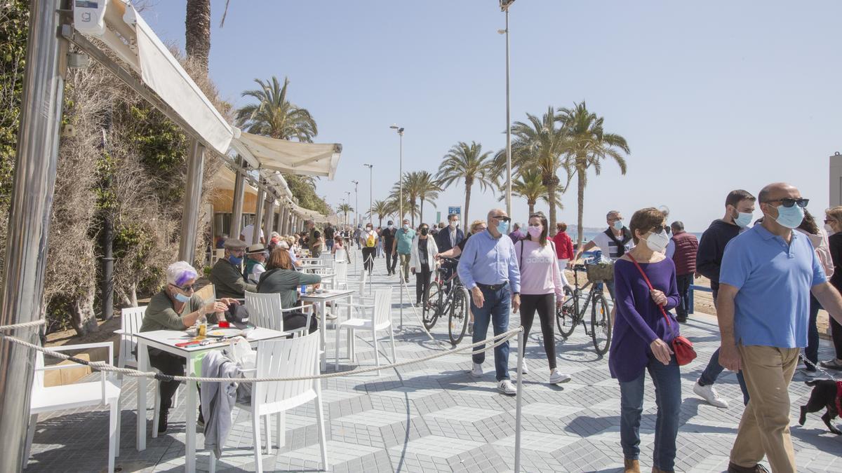 Lunes de Pascua en Alicante