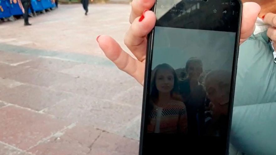 """Premios Princesa: La mujer que consiguió el """"selfie"""" con la Reina y Leonor: """"Fue una casualidad"""""""
