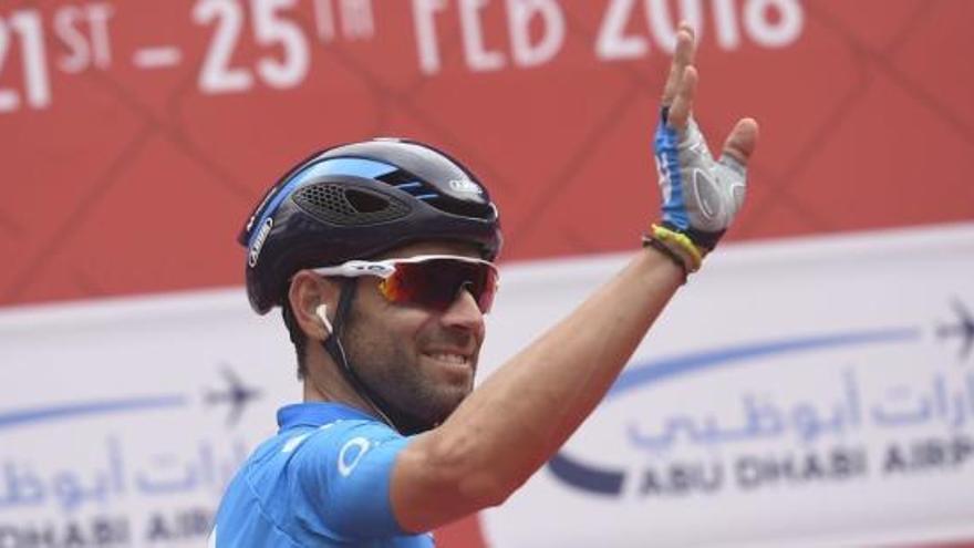 Alejandro Valverde, a por la Strade Bianche