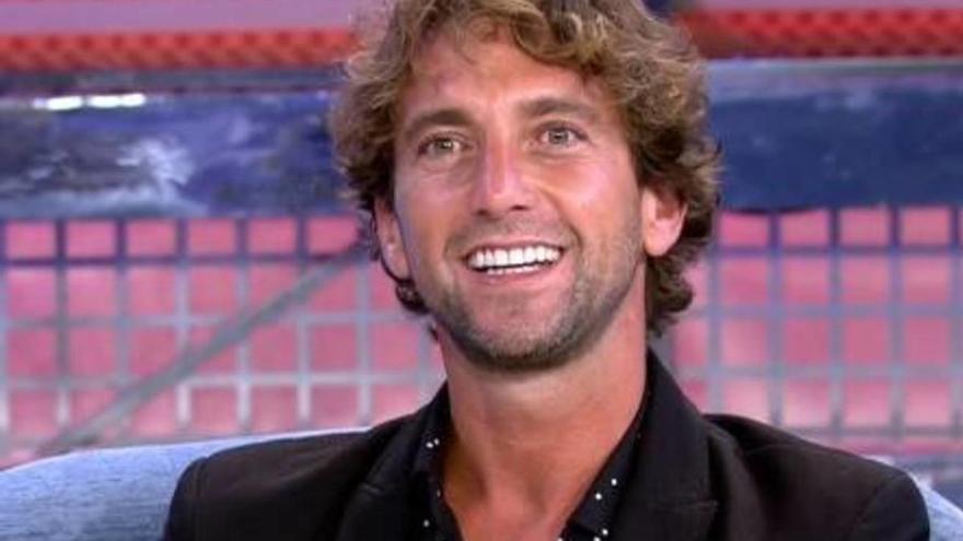 Antonio Pavón, concursante oficial de 'La casa fuerte 2'