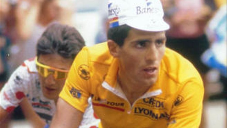 Miguel Indurain, pentacampeón del Tour.
