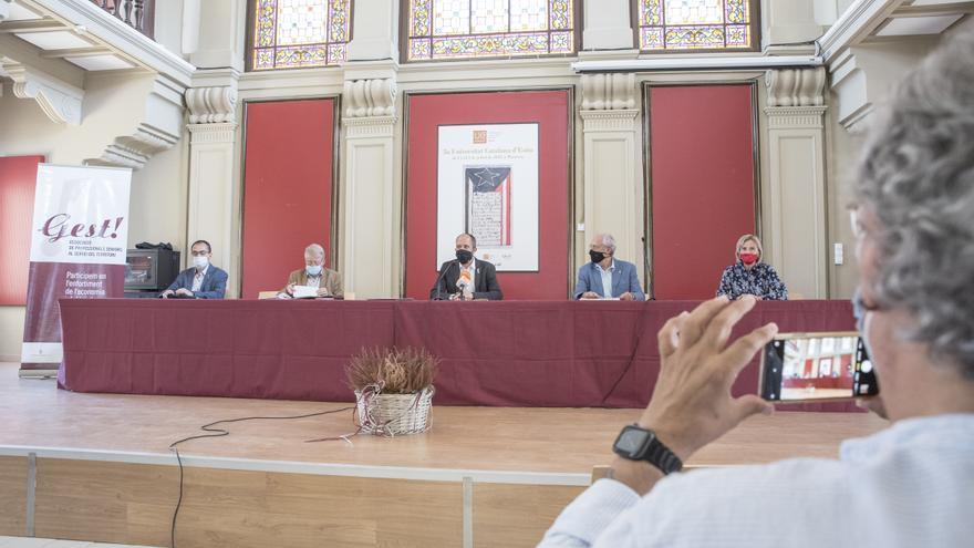 """""""Cap a la residualització del català?"""", primer debat de la UCE de Manresa, que comença demà"""