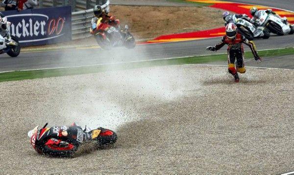 Alcañiz vive la gran fiesta del motociclismo