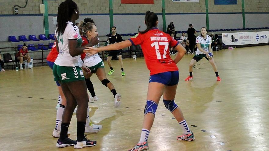 El Club Balonmano Elche cierra la primera fase de la Liga Guerreras-Iberdrola ante el Salud Tenerife