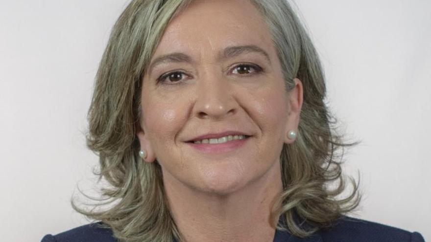 La alcaldesa de Fraga, Carmen Costa, anuncia que tiene un tumor