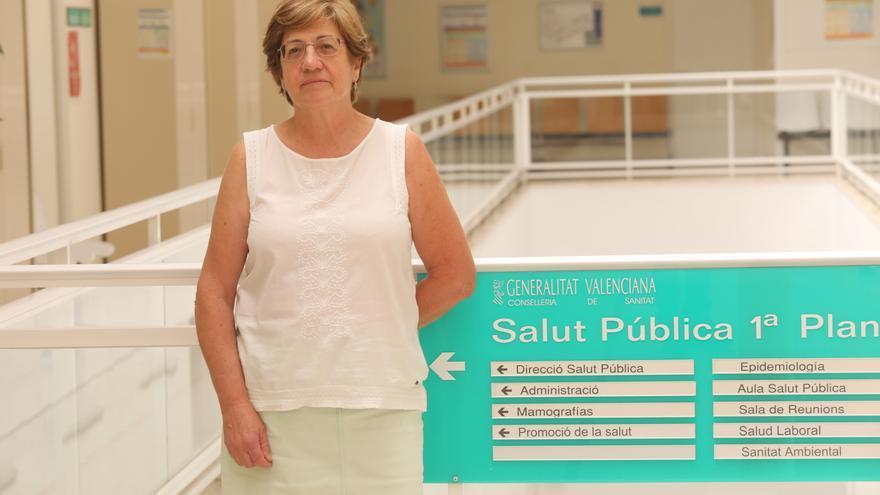 Antonia Soriano: «Aplicamos medidas en Elche con una tasa de contagio de 220, si llega a 500 hay que confinar»