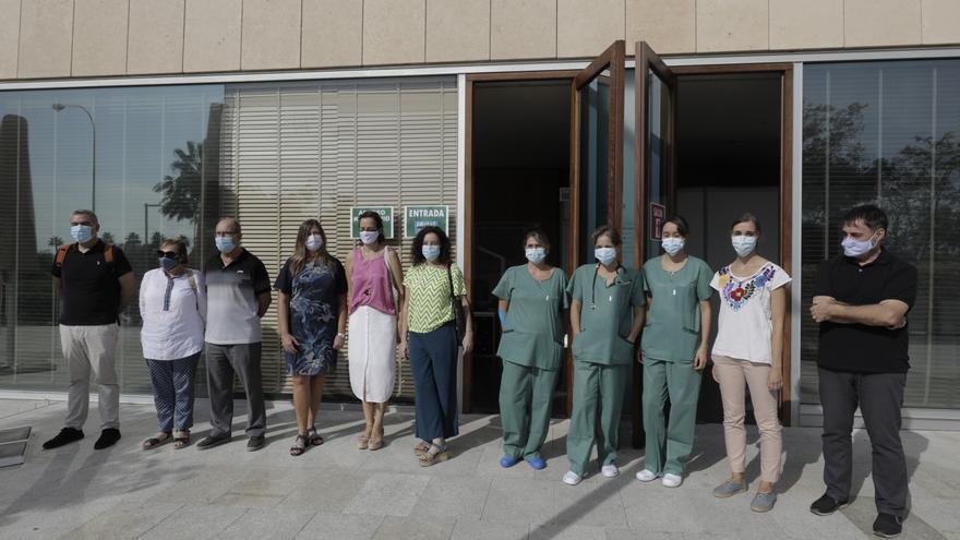 El centro Kid Covid ofrece atención pediátrica para niños escolarizados en Palma