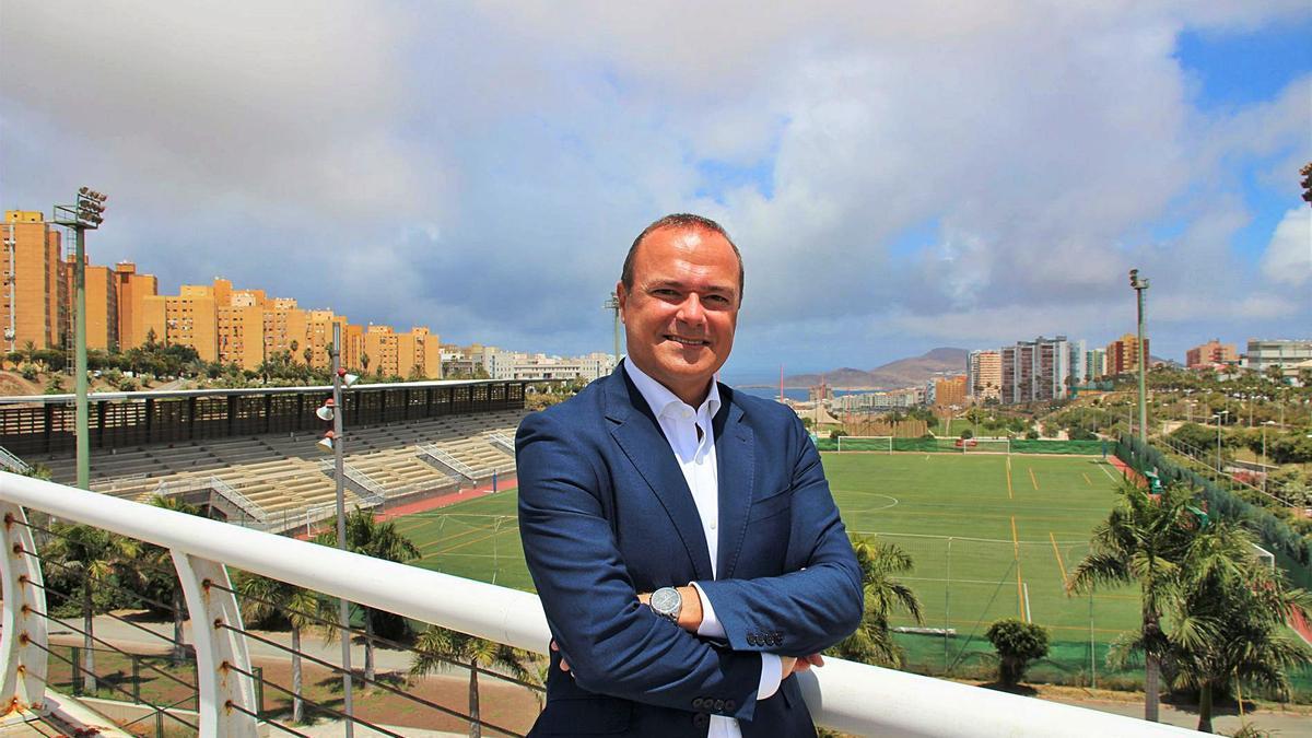 El alcalde de Las Palmas de Gran Canaria, Augusto Hidalgo, respalda el trabajo que se está realizando en el IMD.