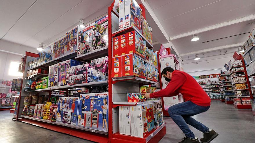 La provincia se juega más de 1.000 millones en la campaña de Navidad más incierta
