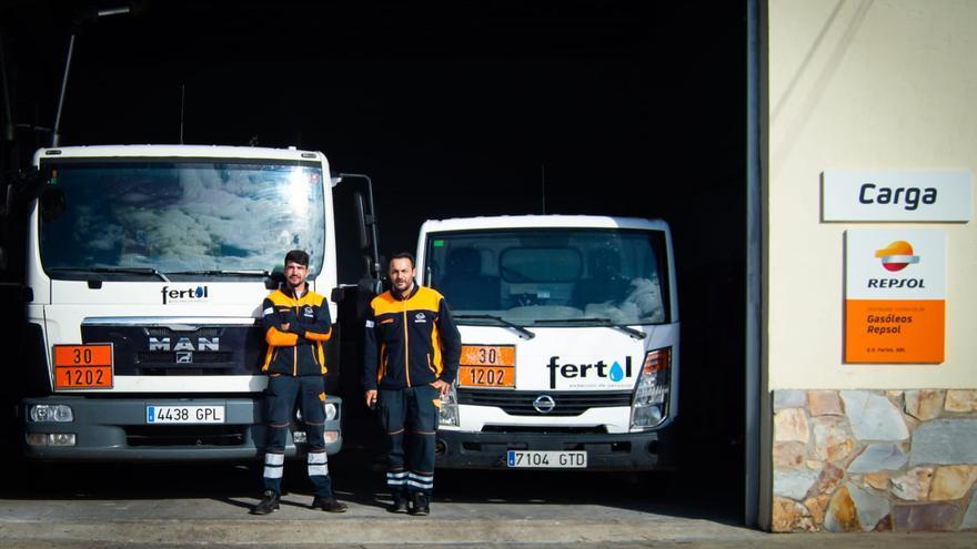 Fertol estrena nuevo gasocentro en la N-122 apostando por el combustible de última generación