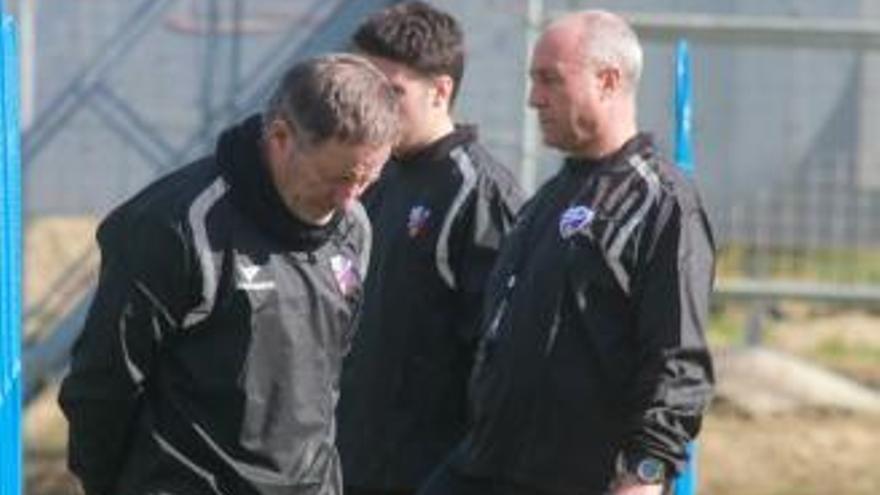El Oviedo completa su cuerpo técnico