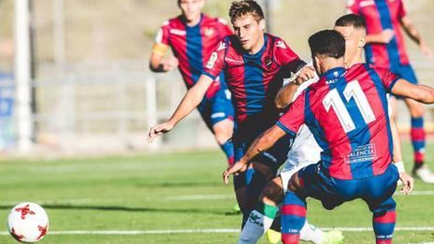 Segunda derrota del filial contra el Atlético Levante