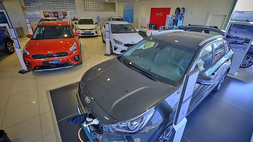 La mobilitat sostenible us espera a les instal·lacions de Texauto Motor