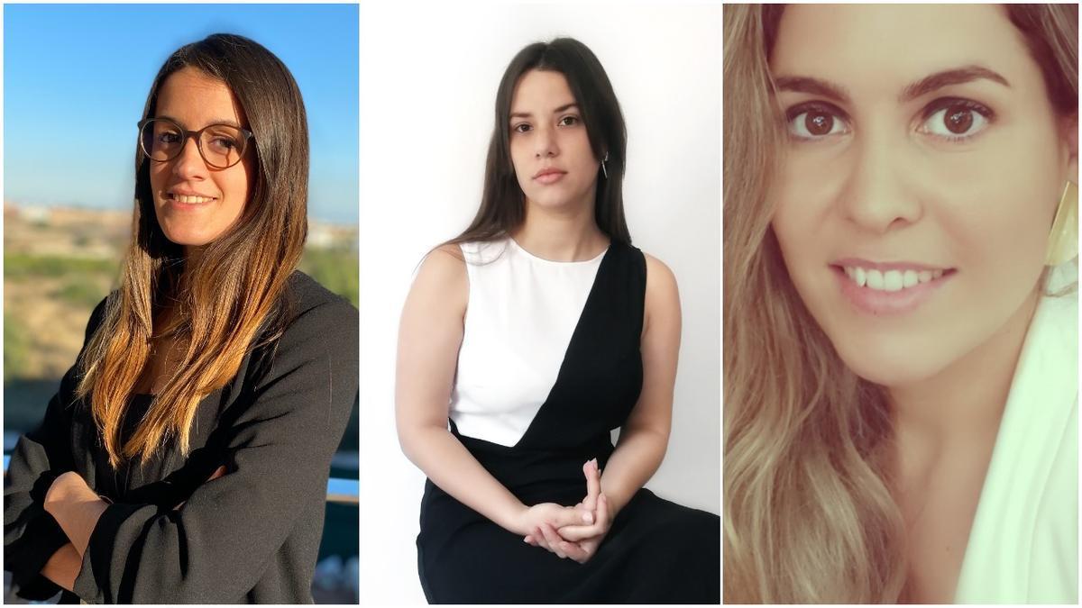 El público elige a las primeras finalistas de Talento Joven.
