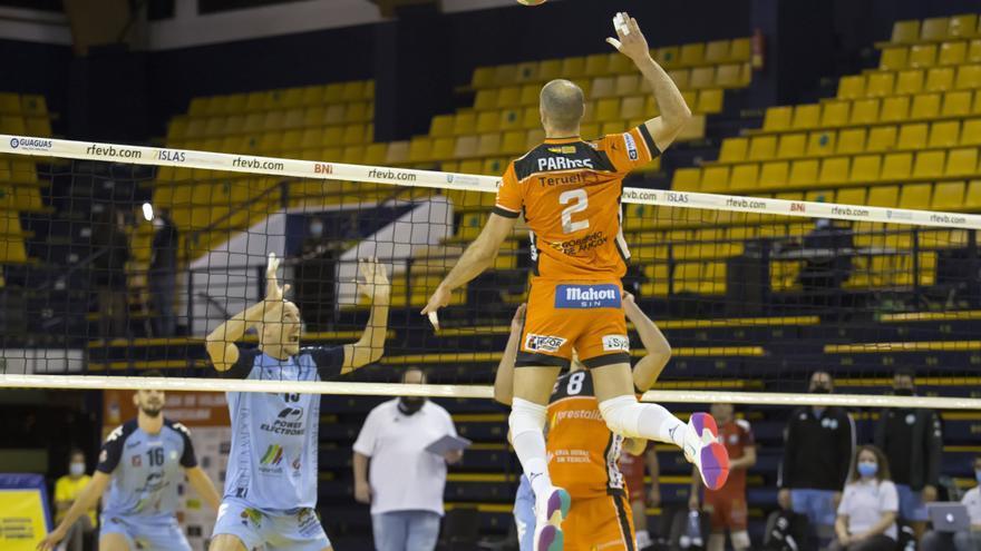La UD Ibiza-Ushuaïa Volley se despide de la Copa del Rey