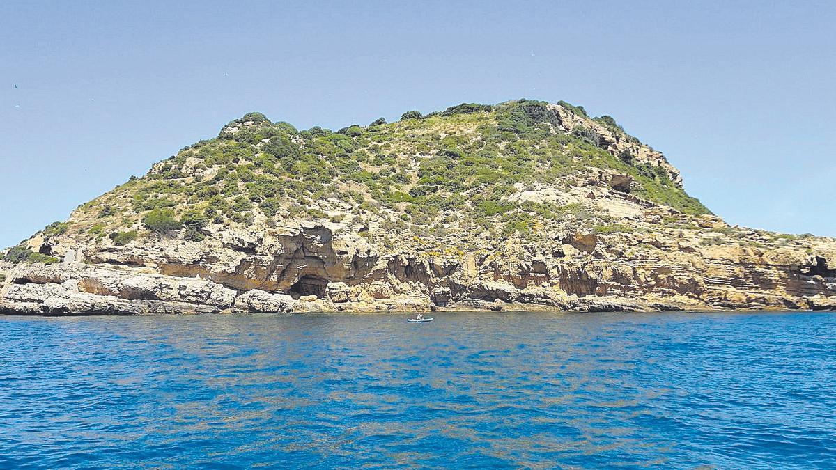 L'Illa del Portitxol de Xàbia será reserva de flora de la Comunitat