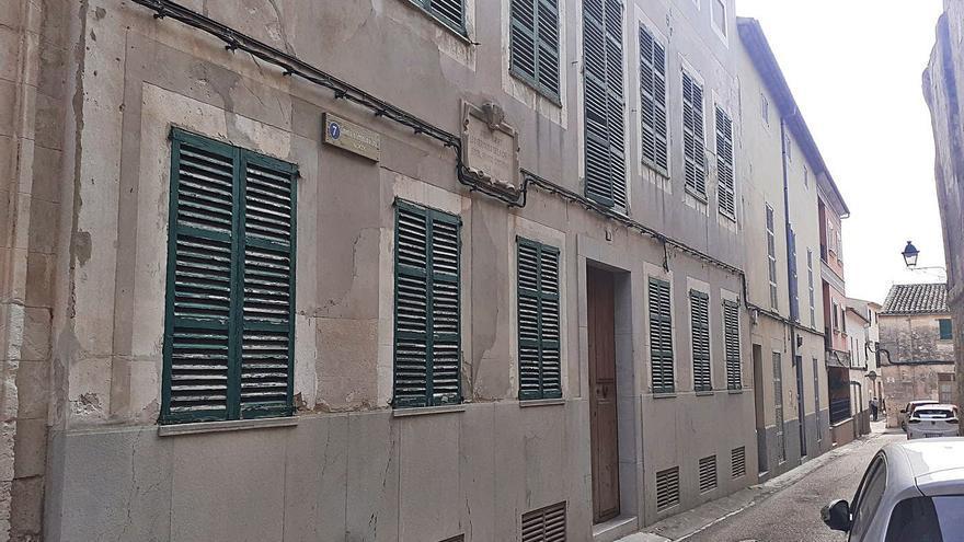 El antiguo convento de monjas de Sineu podría transformarse en un hotel