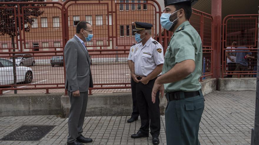 Guardia Civil y Policía Nacional vigilarán las entradas de los institutos de Zamora