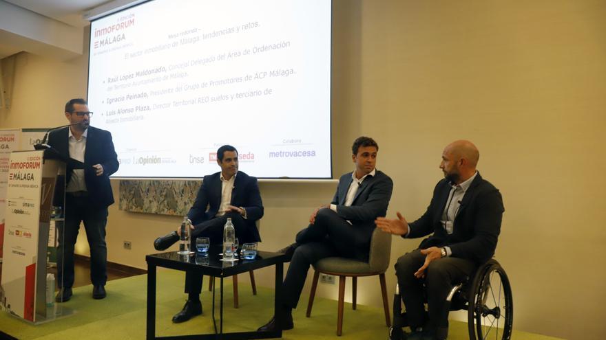 El estado del sector inmobiliario en Málaga y la Costa del Sol, a debate en la II edición de Inmoforum