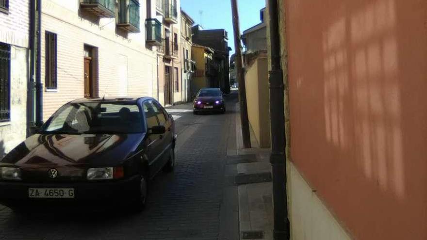 Calle Barrios.