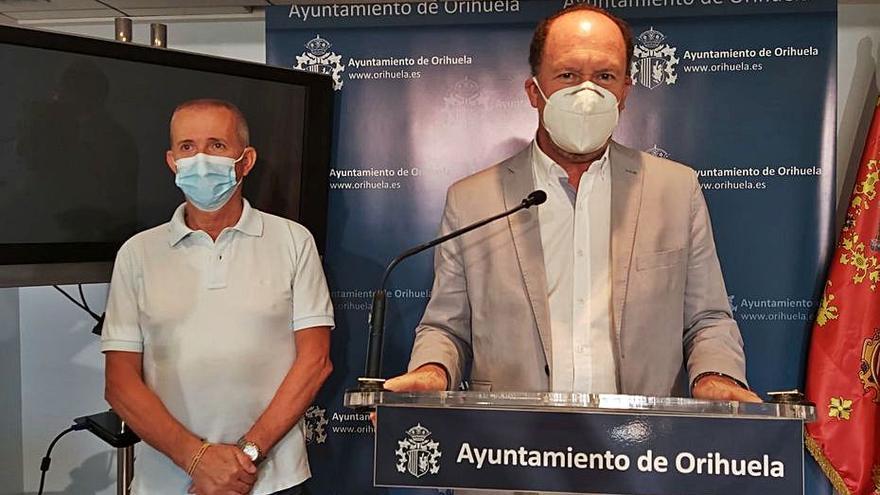 Galiano recupera la Concejalía de Sanidad de Orihuela