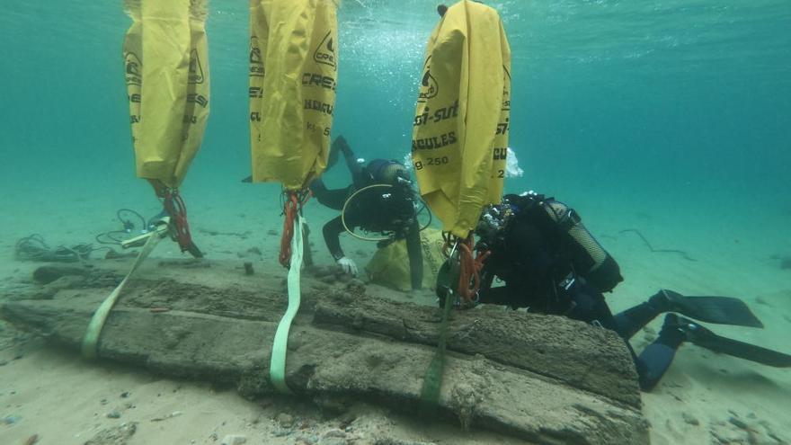 Troben un vaixell del segle I aC a les Formigues que pot ser el més antic de comerç de vi a Catalunya