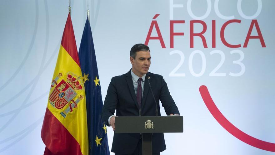 Asturias aportó el 40% de la presencia empresarial en el viaje de Sánchez a África