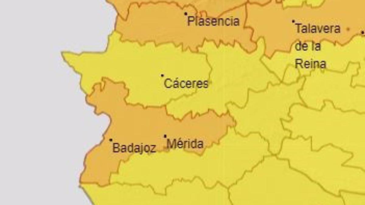 Zonas en alerta por calor