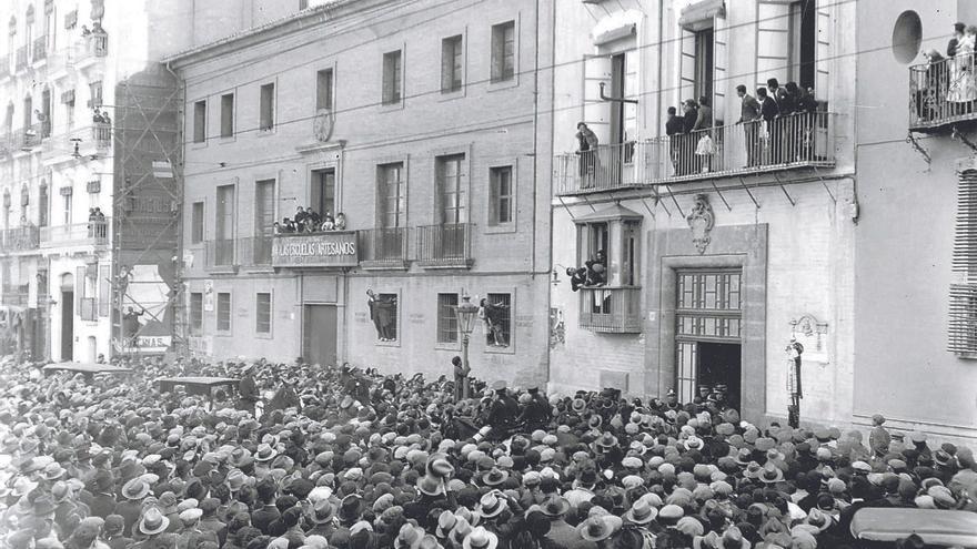 Al menos 60 de los 358 edificios y enclaves de la València de 1936 han desaparecido