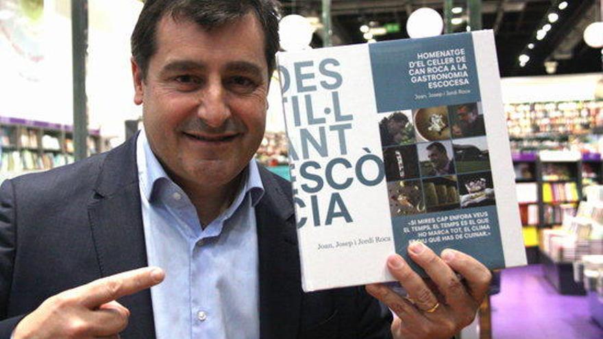 Els germans Roca publiquen 'Destil·lant Escòcia', un viatge per la gastronomia escocesa
