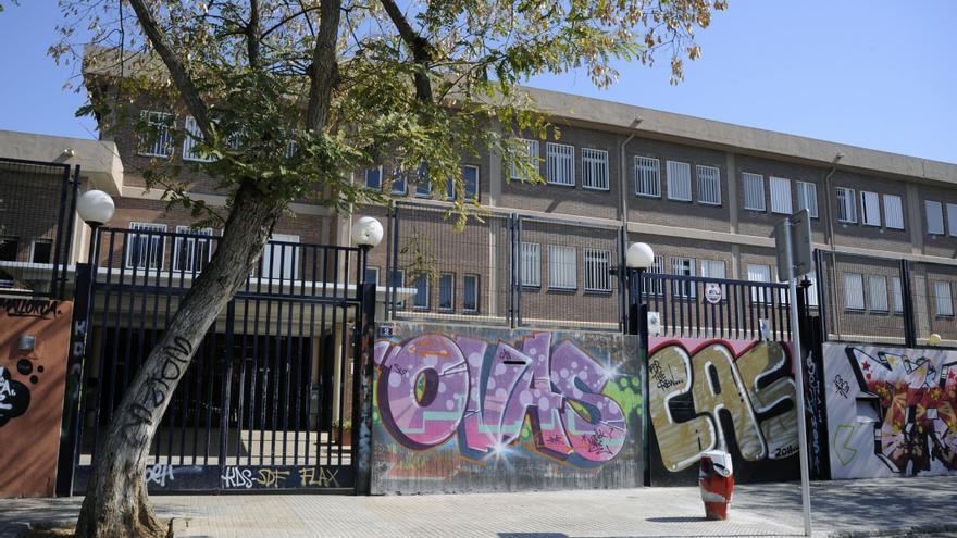 Las obras en el instituto Josep Sureda i Blanes acabarán en junio