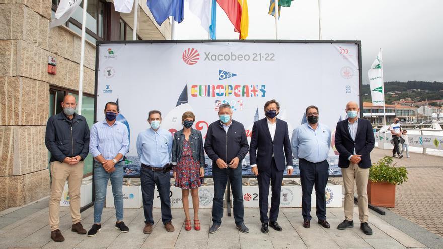Sanxenxo ya se prepara para el Xacobeo 6mR Europeans 2021