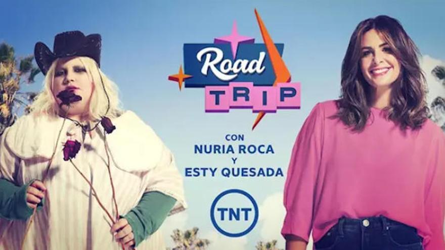 Nuria Roca y Esty Quesada recorren Estados Unidos en 'Road Trip'
