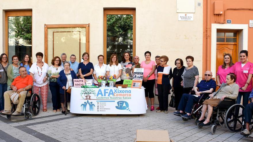Xixona cierra hoy los actos por el Dia Mundial del Alzheimer