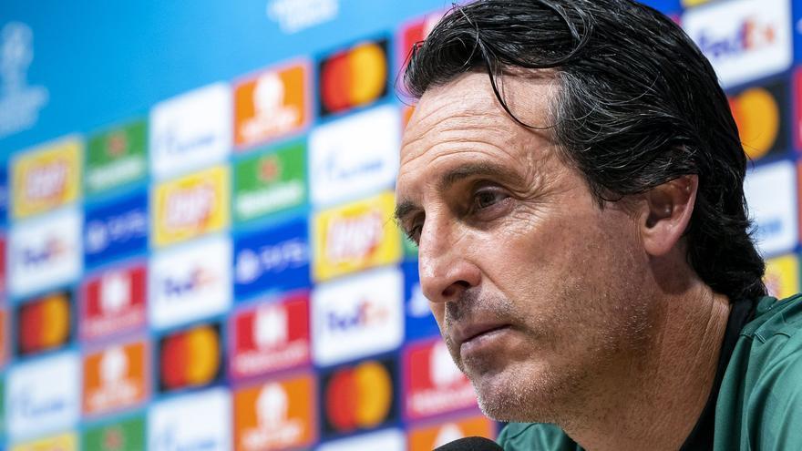 La inusual y satisfactoria noticia que Emery estaba esperando en el Villarreal