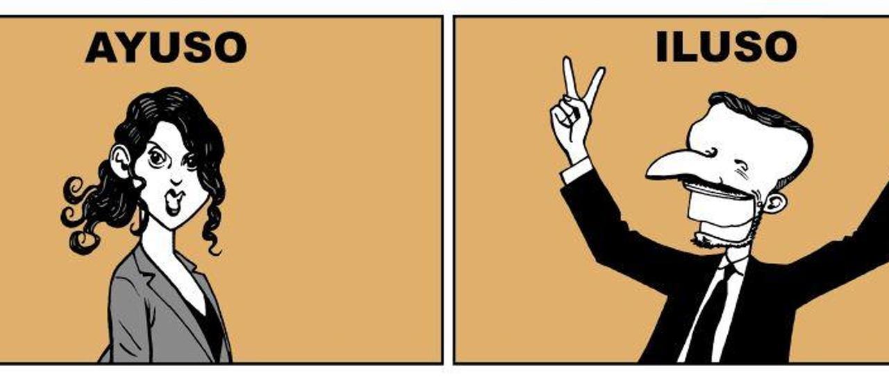 La tira de Postigo -- Abril de 2021