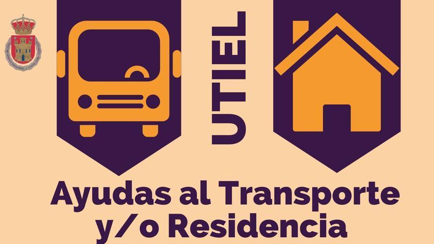 Utiel destina 19.000 euros a becas de transporte y movilidad para sus estudiantes