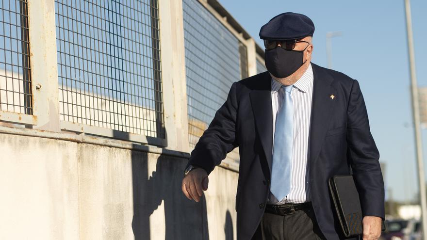 """Villarejo: """"Somos inocentes. A mí se me ha tratado como un enemigo al que hay que aniquilar"""""""