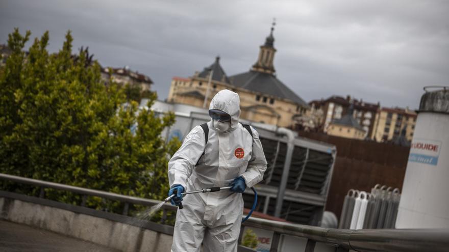 El coronavirus vuelve a la carga en Zamora: 125 contagios y cinco muertos más en un solo día