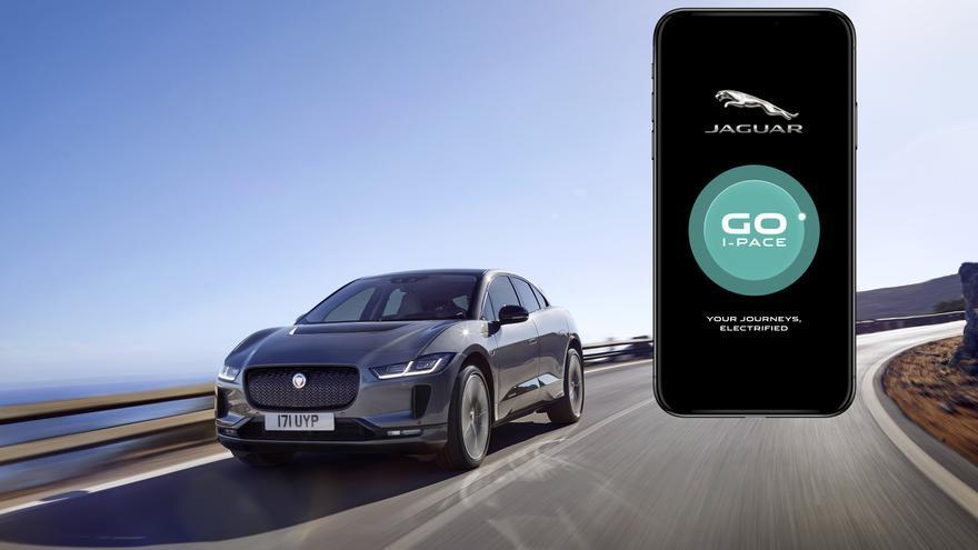 """""""GO I-Pace"""" te permite descubrir cómo sería tu vida conduciendo un jaguar eléctrico"""